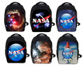 NASA School Backpack For Children Kids Shoulder School Bags Space Galaxy Boys Girls Kids Astronaut Spaceman Bag Nasa Best Gift