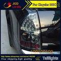 Styling luzes da cauda do carro para Chrysler 300C lanternas traseiras LED Lâmpada de Cauda traseira tronco tampa da lâmpada drl + sinal + freio + reverso