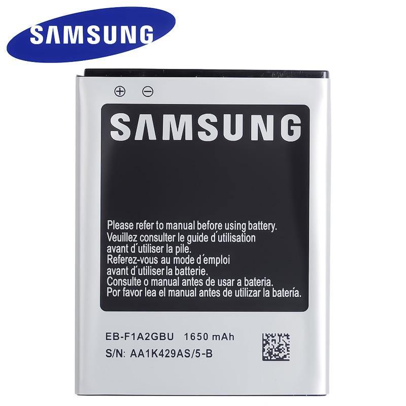Samsung Original Battery For Samsung Galaxy S2 I9100 I9108 I9103 I777 I9105 I9188 I9050 Eb F1a2gbu Replacement Phone Battery Mobile Phone Batteries Aliexpress