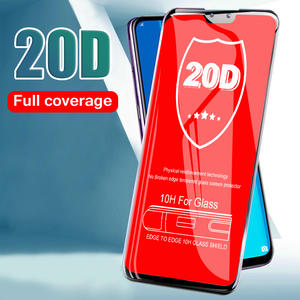 Glass Screen-Protector-Film Huawei Y6 Smart-Plus 20D for Y7 Y9 on The
