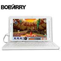 BOBARRY 8 M8 4G LTE Call Phone Android smart Tablet pc Android 6.0 4GB RAM 128GB ROM WiFi GPS FM Octa core 8 inch Tablets Pc