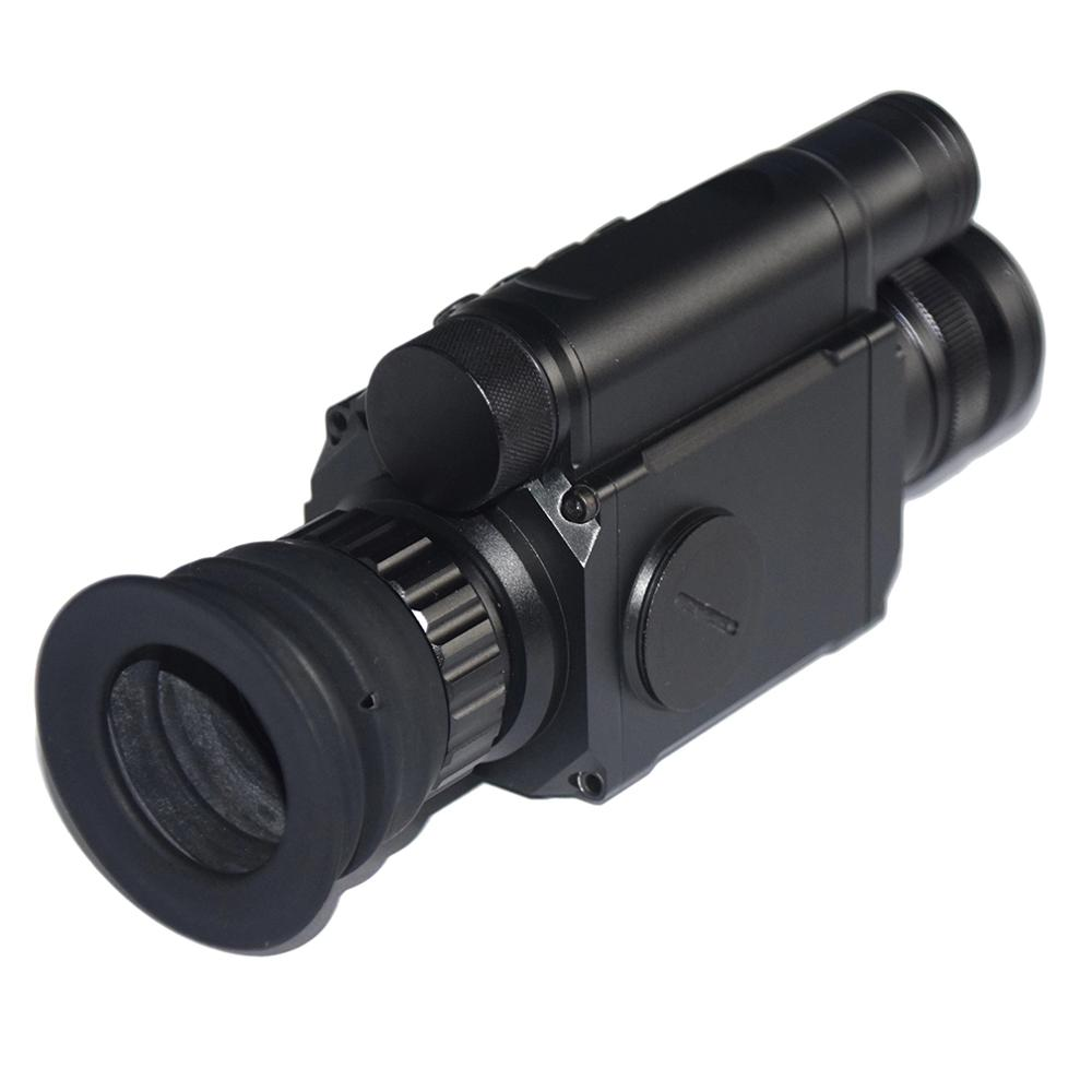 Image 2 - Drop Shipping PARD NV008 digital Night vision Monocular Camera 200M Riflescope Built in IR Red Laser Sight For hunting-in Night Visions from Sports & Entertainment