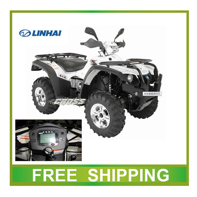 linhai 400cc atv utv 300cc 260cc digital speedometer led lcd