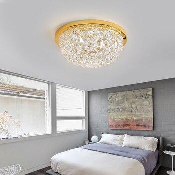 Moderne Led Decke Lichter Esszimmer led kristall Beleuchtung Led streifen  schlafzimmer küche decke lampe Leuchten Hause Beleuchtung
