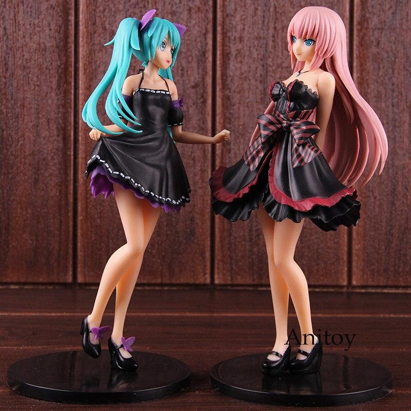 PVC Anime Figure Toy No Box New 23CM Arcade Future Megurine Luka Amour Ver
