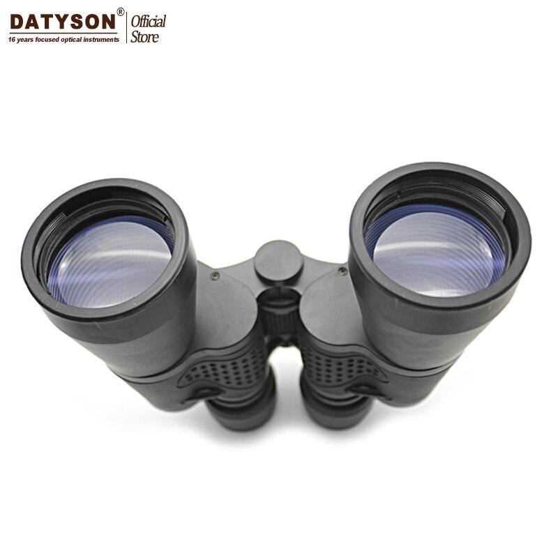 Jumelles 10x50 télescope de chasse professionnel haute qualité Vision BAK4 lentille oculaire pour pêche longue-vue - 4