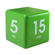 2019 Hot Stylish Kitchen Timer Cube Miracle Multi-function Timer 5/15/30/60 Minutes Management of Children Timer Exercise Timer