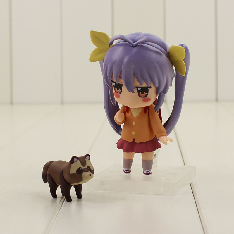 10 cm Miyauchi Cute Rengue 445 # non non biyori Model Nendoroid Mini Action figure Cute kawaii toy Model for Christmas