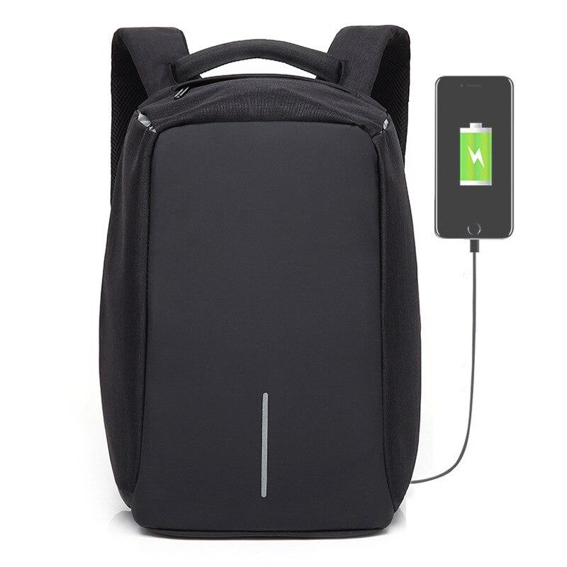 Leisure wonmen Travel Bags Multifunction USB charging  15.6inch Laptop Backpacks College Student School bag  Business Backpack