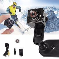32GB Card+SQ8 Metal Cube Mini Clip On Night Vision Video Camera Full HD 1080p DVR Recorder