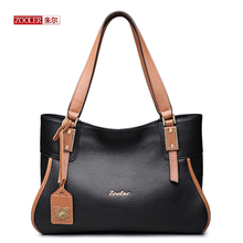 ZOOLER New arrival Genuine leather woman Totes high quality fashion design handbags luxury brand bags for lady #BC-8123