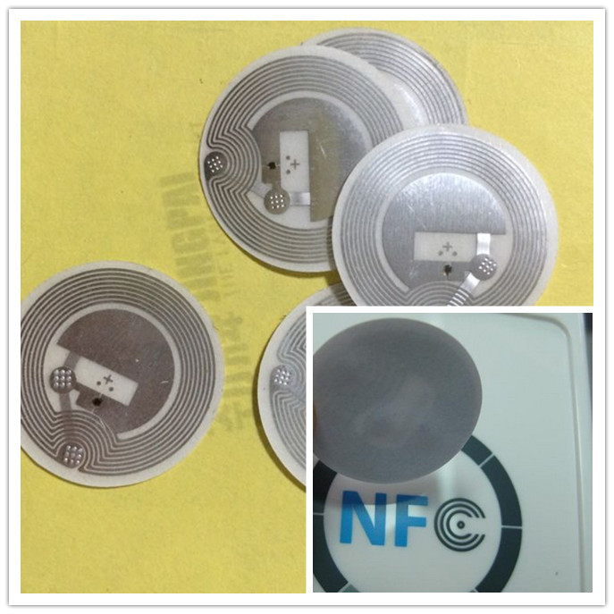 10 NFC Tags For Samsung Galaxy S4 !! GS4 (NTAG203) & Compatible With All Others Nfc Android Phone