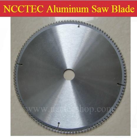 400 мм 120 зубы ncctec алюминия из нержавеющей стали режущий диск NAC1612 | 16 ''карбид