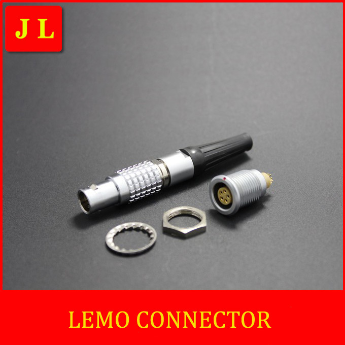 International brand connector metal plug socket 5pin,LEMO  FGG.1B.305.CLAD**Z , EGG.1B.305.CLL,automatic locking  цены