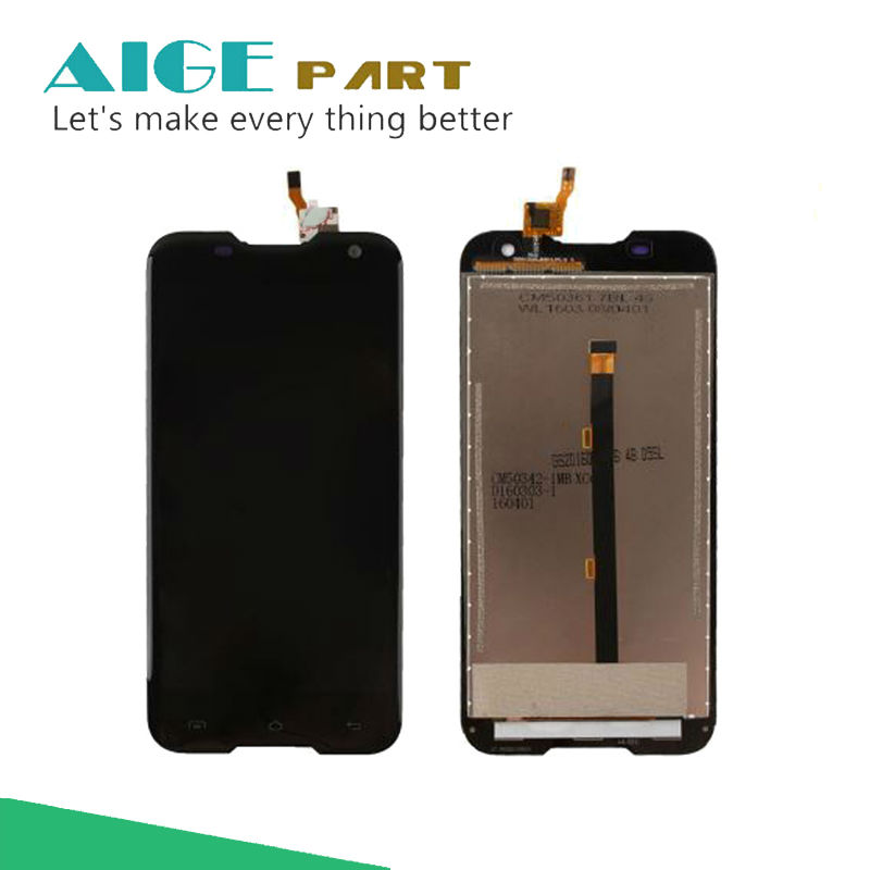 ФОТО For Blackview BV5000 LCD Display Touch Screen For Blackview BV5000 LCD Screen Digitizer Assembly Free Shipping