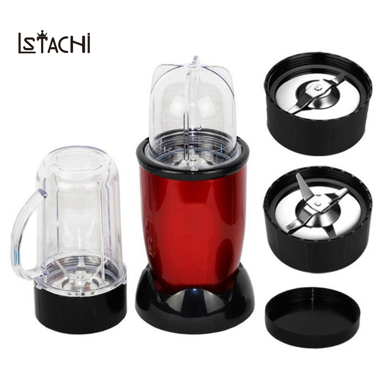 LSTACHi Multifunction Food blender Food processor 220W Juice machine Grinder Smoothie maker Milling machine Gift Juice Extractor commercial blender multifunctional food processor silent juice extractor soybean milk machine st 992