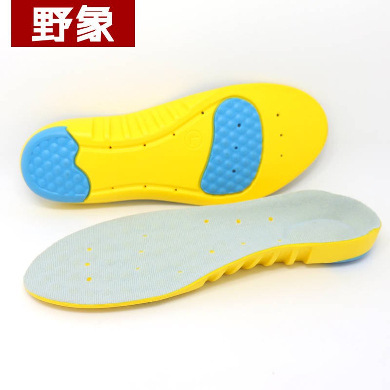 2017 Hot Sale Shoe's Insole PU Cotton Breathable Insole For Shoes Shock Absorption Insoles 3 Size Can Be Cut Into Size 34-45 expfoot orthotic arch support shoe pad orthopedic insoles pu insoles for shoes breathable foot pads massage sport insole 045