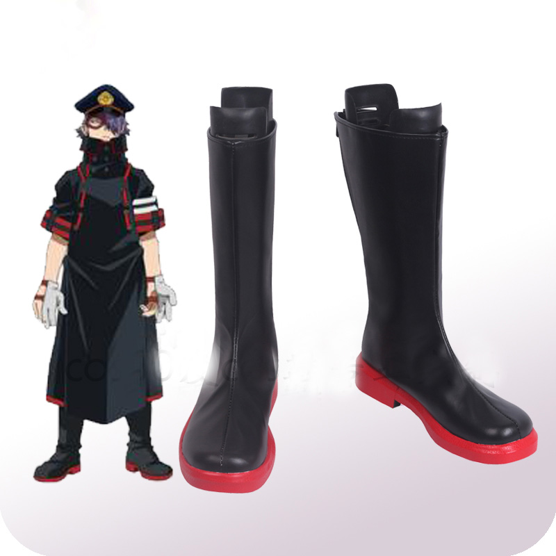My Hero Academia Boku No Hero Academia Seiji Shishikura Cosplay Shoes Boots Halloween Carnival Party Costume Accessories
