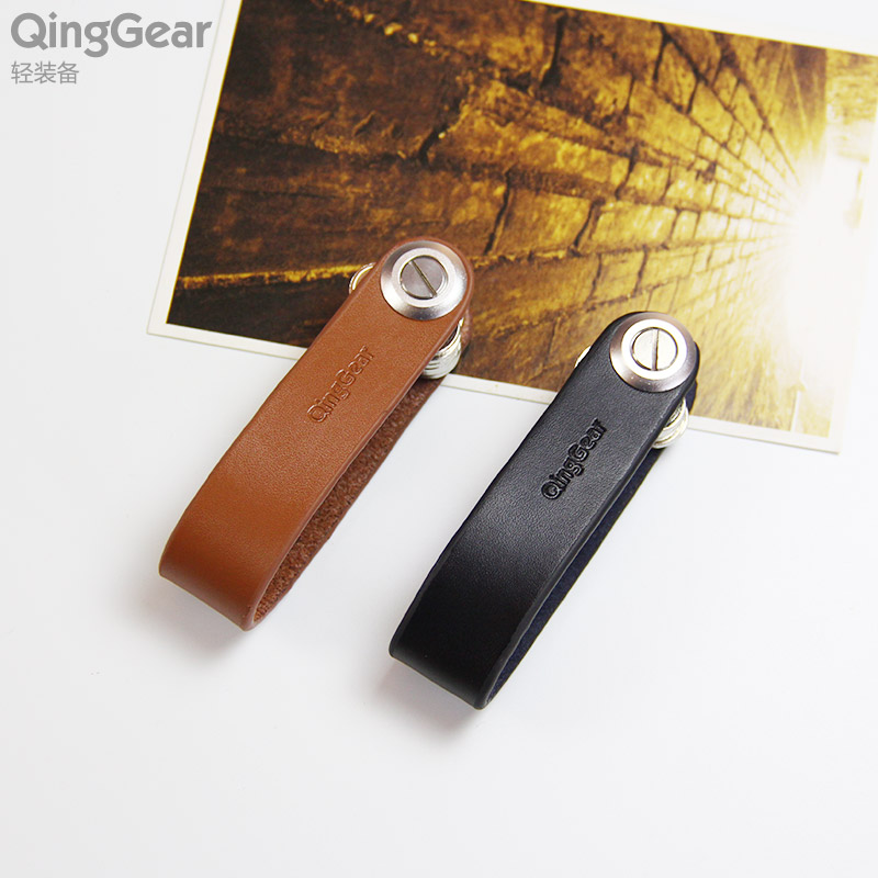 QingGear LKey Kombinovaný ruční nástroj Ruční kožený - Sady nástrojů - Fotografie 4