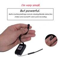 Mini camera micro wifi camera Pocket APP Lan View Wireless security camera Memory Card Video With hotspot Microphone