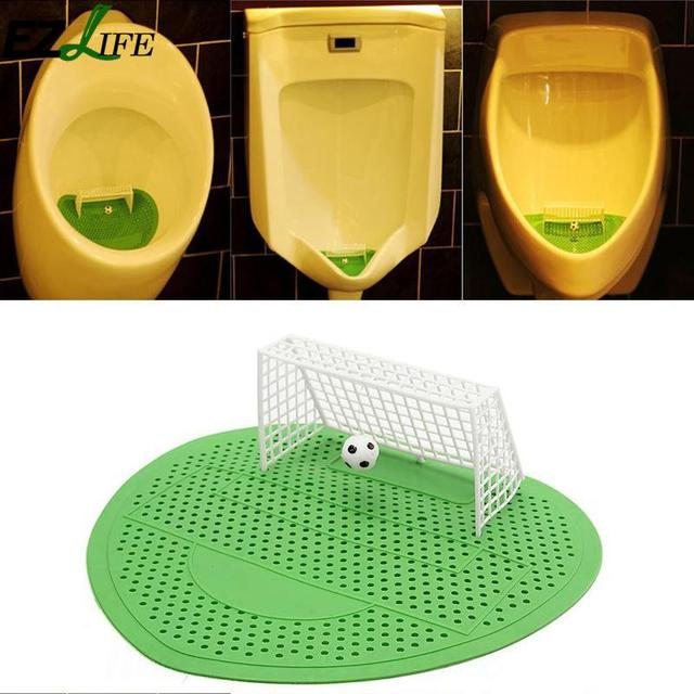 EZLIFE Soccer Shooting Target Way Hotelu0026Home Urinals Screen Urinals In  Addition To Taste Aromatic Filter Bathroom