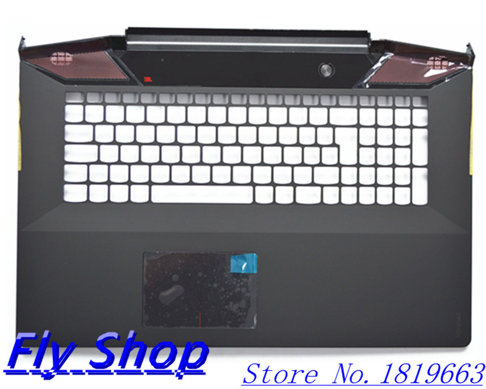 New For Lenovo Ideapad Y700-17 Y700-17ISK TOP COVER Palmrest Upper Case Cover With touchpad AP0ZH000410 UK