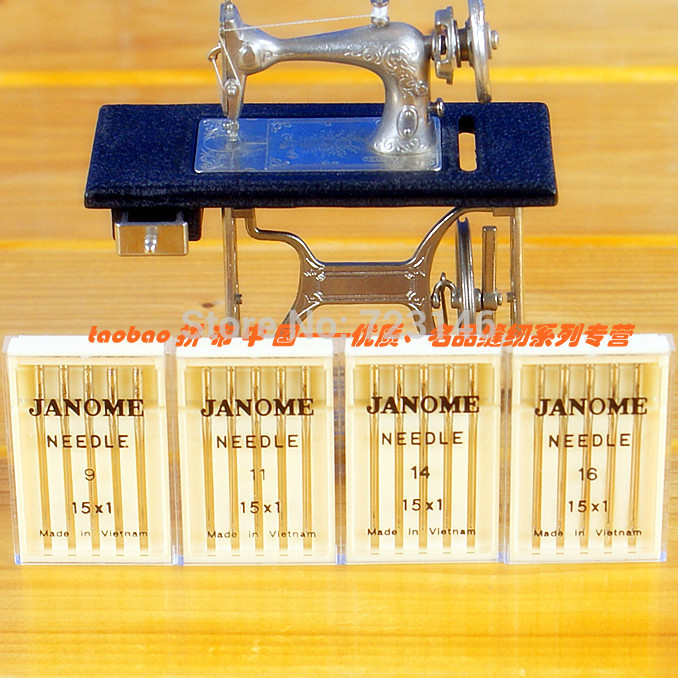 MADE IN JAPAN Household Sewing Machine Needle Sewing Machine Needle Cool Singer Sewing Machine Needle