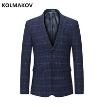 Fashion Blazer Men Casual Suits Slim Fit suit jacket Men Spring Costume Homme,Terno Masculin Blazer Men jacket