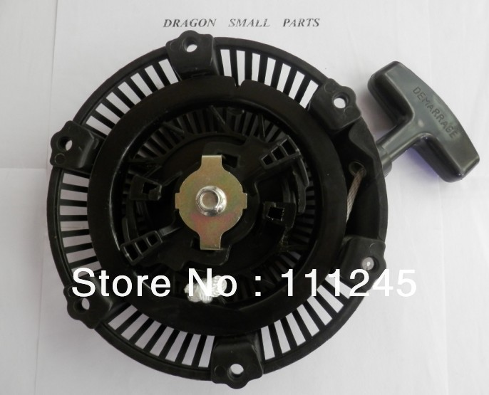 PULL START PARSON TYPE FOR MITSUBISHI GM82 GFH1200 1300 1500 1KW ~ 1.5KW GENERATOR RECOIL STARTER ASSEMBLY FREE SHIPPING
