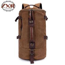 Купить с кэшбэком Big Capacity Travel Bags Men Women Canvas Suitcase Folding Bag Multi-function Male Travel Weekend Bag Handmade Duffle Bags