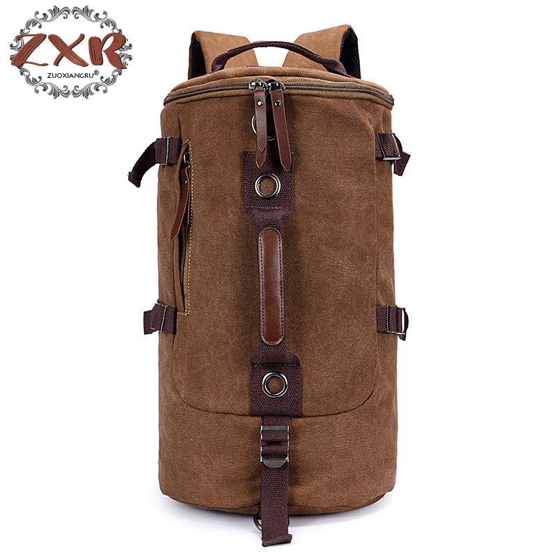 Big Capacity Travel Bags Men Women Canvas Suitcase Folding Bag Multi function Male Travel Weekend Bag Handmade Duffle Bags