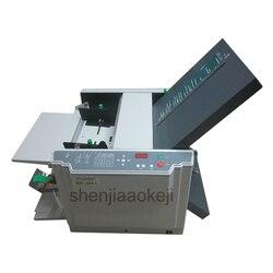 Urządzenie do bigowania papieru 6 typów składanych RD298A szybki papier elektryczny składany A3 automatyczny składany