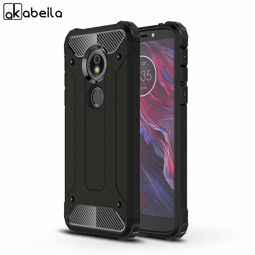 AKABEILA Phone Covers Cases For Motorola Moto E5 Plus Play