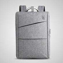 Fashion Large Business Backpack Female/Men Laptop Backpacks Male School Bag Anti-thief Multifunctional Waterproof Travel New