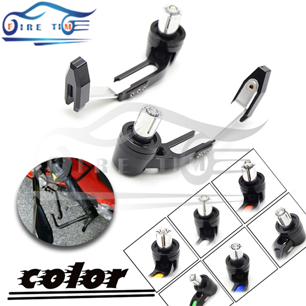 """7/8 inch"""" 22mm Motorbike proguard system brake clutch levers protect for Aprilia RS 125 1998 1999 2000 2001 2002 2003 2004 2005 inch"""