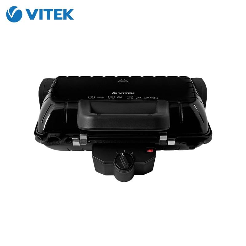 Electric Grill VITEK VT-2632 BK grilling Household appliances for kitchen гриль vitek vt 2632