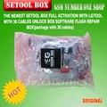 100% оригинальный новый набор SETOOL BOX полная Активация С LGTOOL с 30 кабелями разблокирование коробки программное обеспечение флэш-Ремонтная коро...