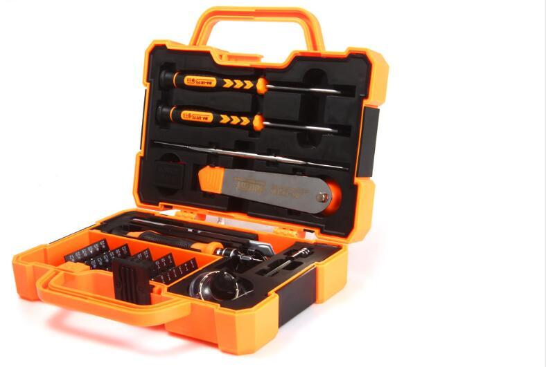 screwdriver set mobile phone repair repair tool 45 in 1 1 screwdriver kit for tablets. Black Bedroom Furniture Sets. Home Design Ideas