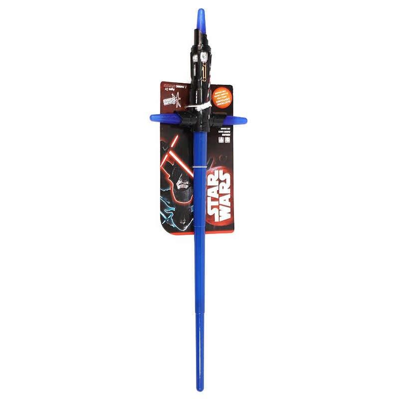 スターウォーズライトサウンド剣のおもちゃライトセーバー Led フレキシブル子供のためのコスプレクール武器男の子再生