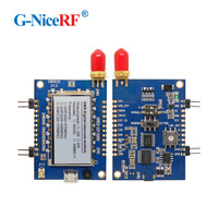 2PCS/Lot DMR828-AMBE 2W All-In-One UHF 400-480MHz 8Km Long Range High Voice Quality DMR/Analog Walkie Talkie Module