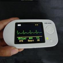 Wholesale Fonendoscopio Visual Electronic Stethoscope with ECG, PR ,VET SpO2 ,PC software and review data +Adult Probe