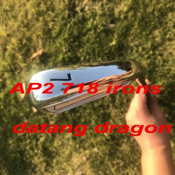 2019 golf irons 718 forged datang dragon AP2 irons ( 3 4 5 6 7 8 9 P) with dynamic gold S300 steel shaft 8pcs iron golf clubs