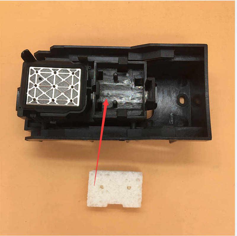 4 Pcs Mimaki Limbah Spons DX5 DX7 Printhead Capping Stasiun UNIT Pembersih untuk Mimaki JV33 JV5 Mutoh Xuli Mesin Cetak Digital Printer tinta Filter