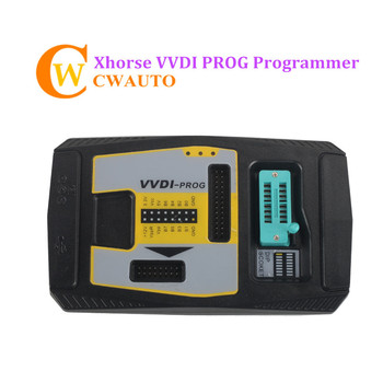 Xhorse VVDI PROG Programmer V4.8.1 Support Many Vehicles Programming Keys Original Update Online