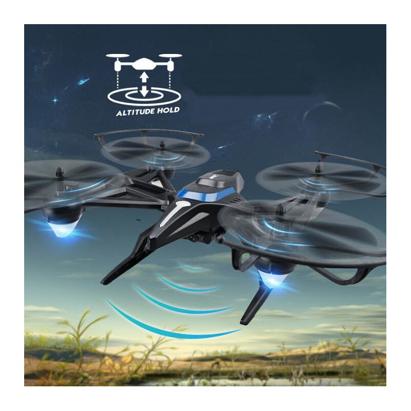 JJRC H50 Drone without Camera 2.4G 6-Axis 3D Flip Altitude Hold Headless Mode RC Quadcopter Toys for Children Gift jjrc h39wh h39 foldable rc quadcopter with 720p wifi hd camera altitude hold headless mode 3d flip app control rc drone