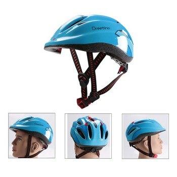 새로운 어린이 자전거 헬멧 초경량 어린이 안전 사이클링 자전거 헬멧 사이클링 헬멧 어린이 자전거 장비 헬멧