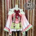 Amor vivo! Koizumi hanayo ur impresión tamaño hecho cliente uniformes  Cosplay la escuela Idol película f9d193841b0c