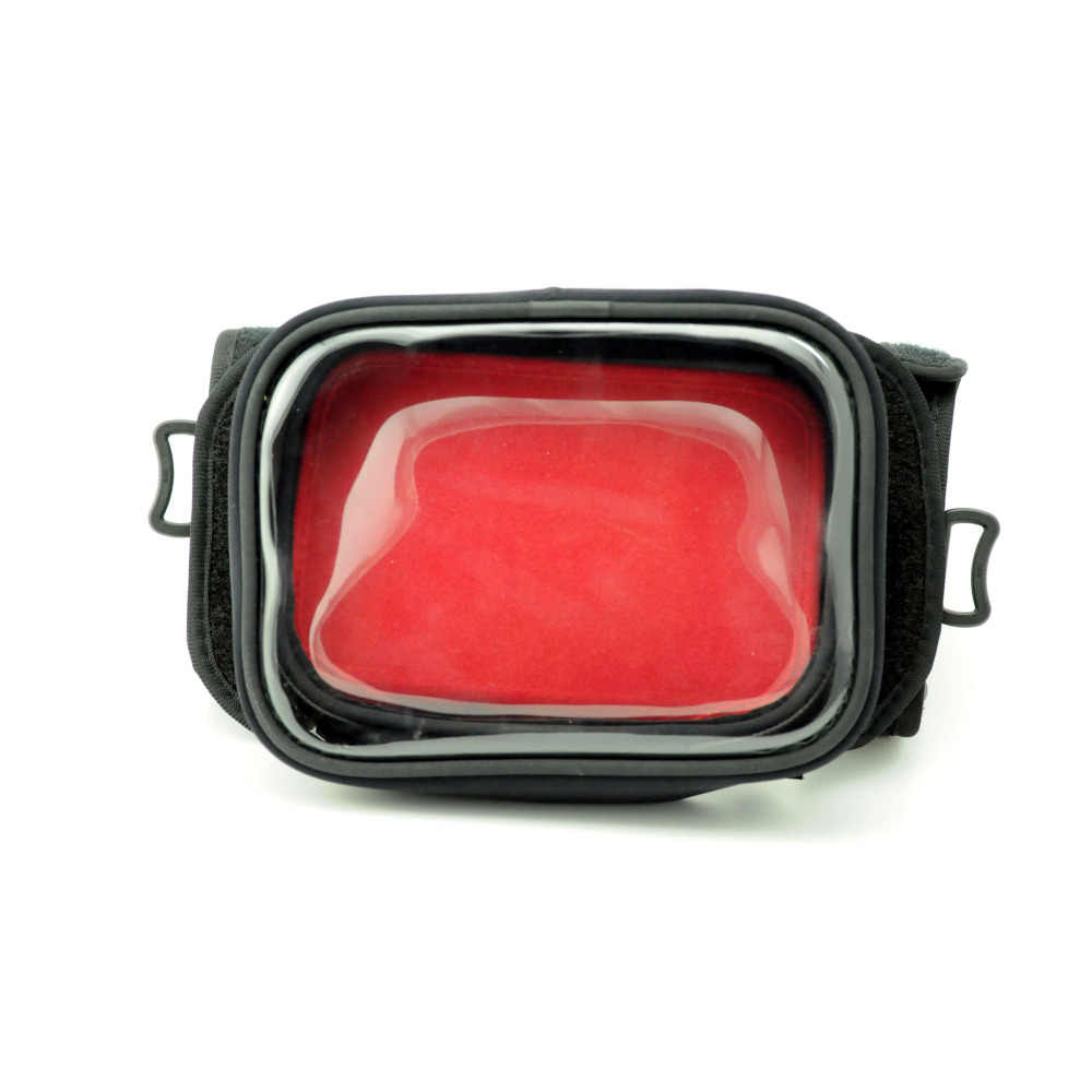 new products 51908 f6b1b SOEASYRIDER Waterproof GPS Pouch,Holder, Case Bag for 4.3
