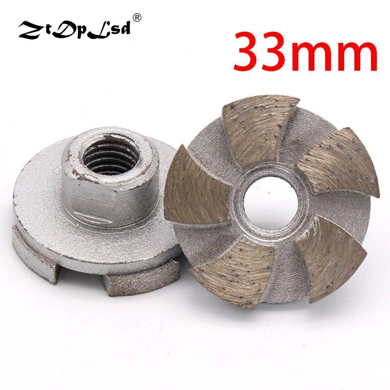 2 Set Diamond Grinding Cup Wheel Cutting Disc Grinder Concrete Stone 50//56mm