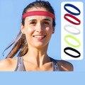Тонкий головная повязка Спорт бег повязка Для мужчин Для Женщин Йога полиэстер на открытом воздухе тюрбан ремень анти пот впитываемость дышащий бандо A1 - фото